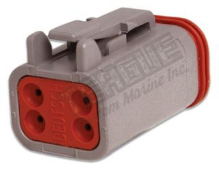 Picture of DEUTCH Connector Plug 2 Pin